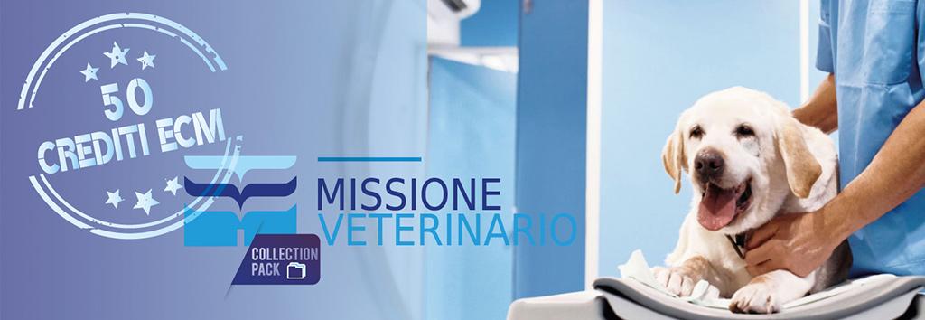 CollectionPack-Missione-Veterinario-Corso-50Crediti-ECM-MedicalEvidence