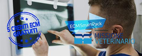 5 Crediti Gratis-Corso-ECM-gratis-SmartPack-Missione-Veterinario